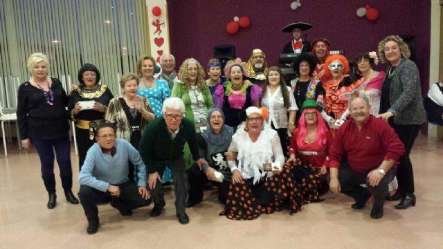 Los mayores celebran el Carnaval en los hogares del pensionista - 2, Foto 2