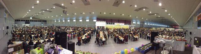 La paella solidaria de Manos Unidas reúne a casi 2000 personas en beneficio de Mozambique - 1, Foto 1