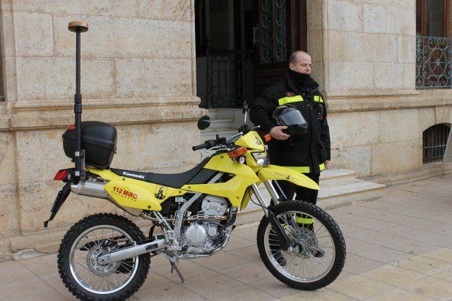 Protección Civil adquiere dos motocicletas para mejorar el servicio en zonas no urbanas, Foto 2