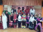 Los mayores celebran el Carnaval en los hogares del pensionista