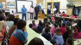 El atletismo entra en colegio San Fulgencio de Pozo Estrecho