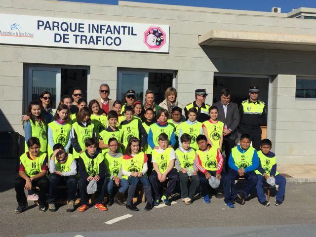 Inaugurado el curso 2014-2015 del parque infantil de tráfico de Torre-Pacheco - 1, Foto 1