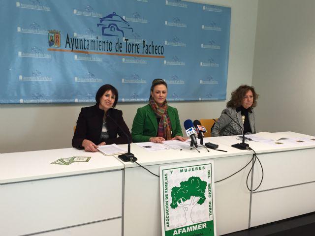 Presentado el proyecto de AFAMMER las mujeres y las nuevas tecnologías en la dinamización económica del medio rural - 1, Foto 1