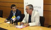 UPyD Murcia propone la creación de isletas artificiales que sirvan de refugio a la fauna del río Segura