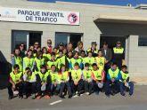 Inaugurado el curso 2014-2015 del parque infantil de tráfico de Torre-Pacheco