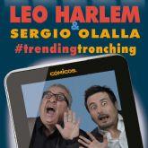 Leo Harlem y Sergio Olalla traen su nuevo show a Cartagena