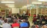 El Ayuntamiento fomenta la cultura empresarial entre los alumnos del IES Rambla de Nogalte