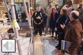Devuelven el esplendor original al Retablo Mayor del Santuario de Santa Eulalia