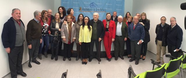 El Ayuntamiento de Torre-Pacheco pone en marcha un ciclo de conferencias para mayores - 1, Foto 1