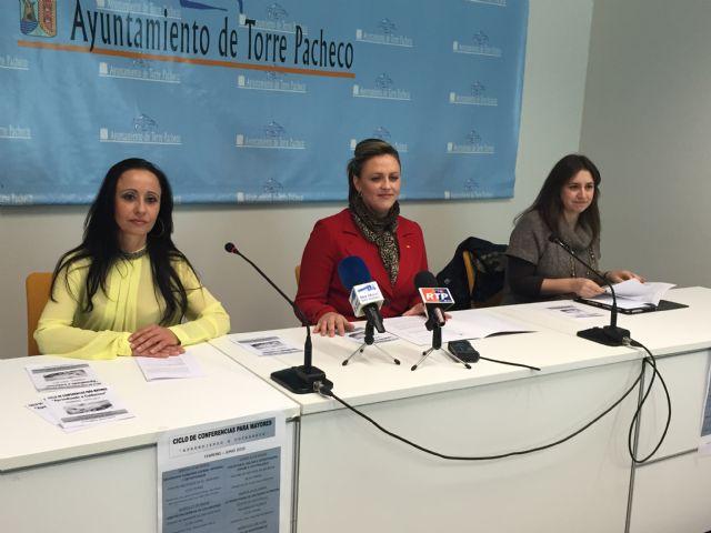 El Ayuntamiento de Torre-Pacheco pone en marcha un ciclo de conferencias para mayores - 2, Foto 2