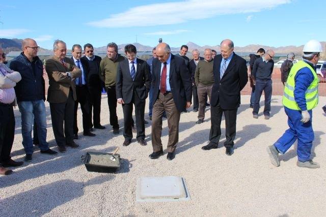 La nueva depuradora de Ramonete tratará las aguas residuales procedentes de cuatro pedanías de la costa de Lorca - 2, Foto 2