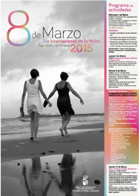 Radio, deportes, solidaridad y fotografía para conmemorar el Día Internacional de la Mujer - 2, Foto 2