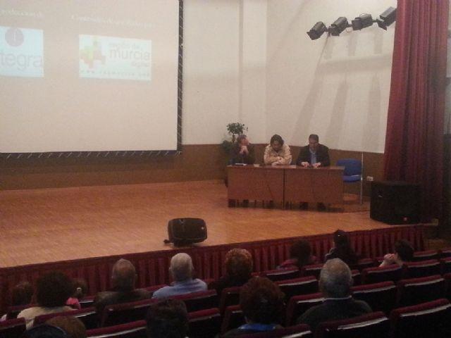 Charla coloquio sobre oficios para la memoria, Panes y Piedras en el Valle de Ricote - 3, Foto 3