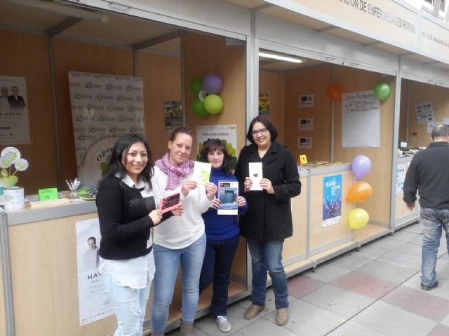 D´Genes, presente en las XIV jornadas internacionales de caridad y voluntariado organizadas por la UCAM