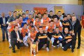 El Plásticos Romero Cartagena FS se adjudica la V Copa Presidente en una reñida final ante ElPozo Murcia