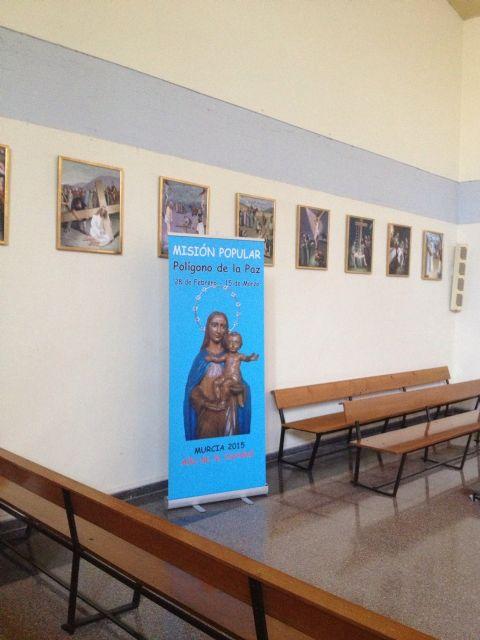 Misión popular, un tiempo de gracia para el polígono de la Paz de Murcia - 1, Foto 1
