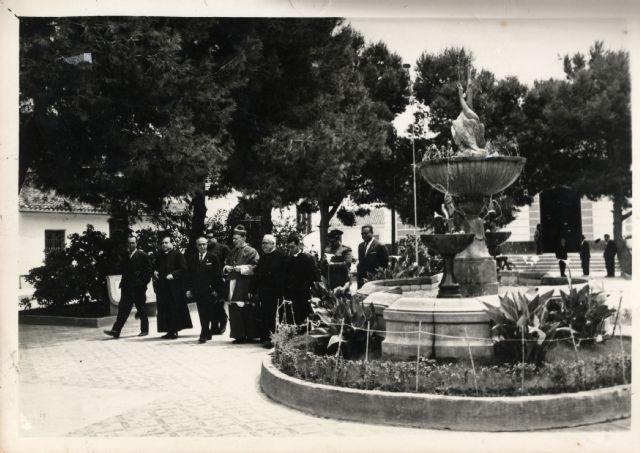 """El Ayuntamiento de Torre-Pacheco recuperará su emblemática """"Fuente de los Gansos"""" - 1, Foto 1"""