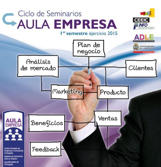 Arranca una nueva edición del programa Aula Empresa - 1, Foto 1