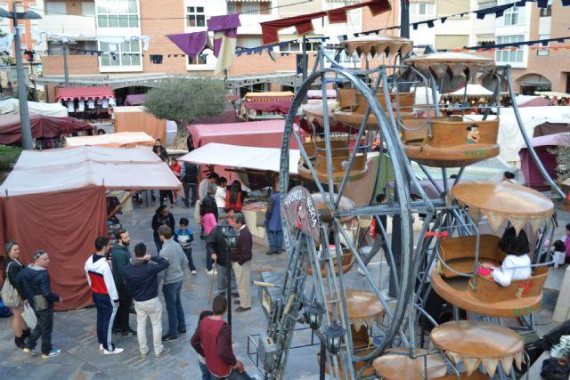 Un gran Mercado Medieval sumerge durante este fin de semana las calles del centro de la ciudad de Totana en una fiesta para los sentidos - 1, Foto 1