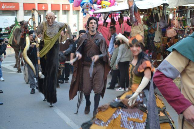 Un gran Mercado Medieval sumerge durante este fin de semana las calles del centro de la ciudad de Totana en una fiesta para los sentidos - 2, Foto 2