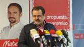 El PSOE exige una auditoría externa de la 'Mesa Solidaria'