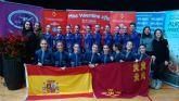 El Rítmica Cartagena Senior se posiciona 6° en el ranking mundial de Estética de Grupo