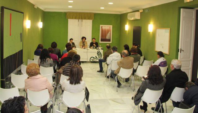 El lumbrerense Eduardo Carrasco presenta su libro Los peor ya ha pasado - 2, Foto 2