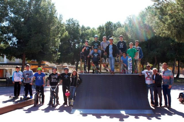 Los Alcázares estrena skatepark - 1, Foto 1