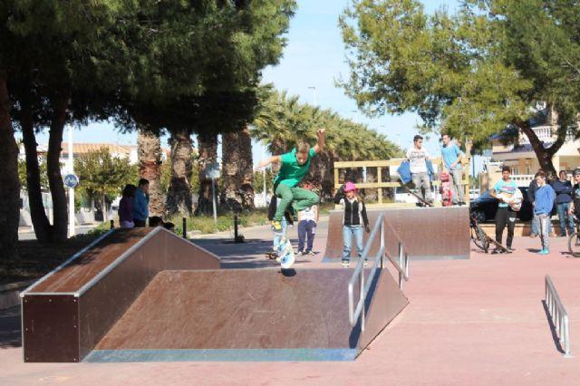 Los Alcázares estrena skatepark - 2, Foto 2