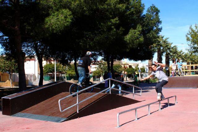 Los Alcázares estrena skatepark - 3, Foto 3