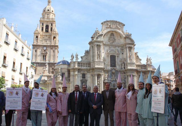 Alberto Sevilla cede el protagonismo a los sardineros en su cartel anunciador del Entierro - 1, Foto 1
