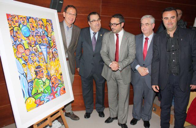 Alberto Sevilla cede el protagonismo a los sardineros en su cartel anunciador del Entierro - 2, Foto 2