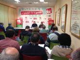 El CPR de IU-Verdes se reúne para preparar la campaña electoral