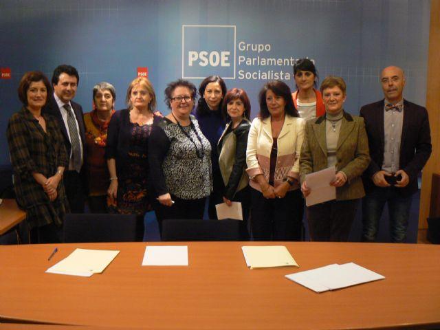 El PSOE presenta en el Congreso una Proposición no de Ley para reafirmar su compromiso con los trabajadores de CLEANET - 1, Foto 1