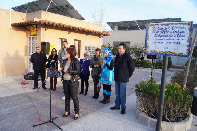 El Paretón Cantareros estrena su Sala Polivalente con la fiesta de Carnaval del Colegio