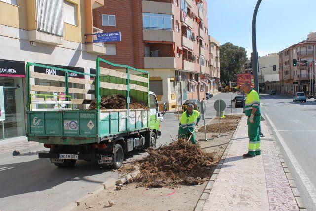 Las obras en la Avenida Doctor Meca mejoran el acceso a Puerto de Mazarrón, Foto 1