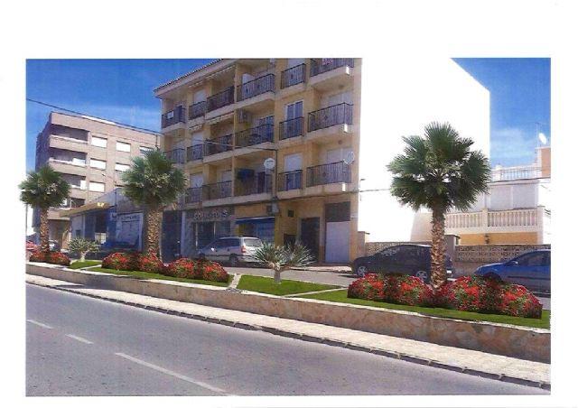 Las obras en la Avenida Doctor Meca mejoran el acceso a Puerto de Mazarrón, Foto 3