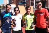 Gran actuaci�n de los atletas del Club Atletismo Totana en la XXII Media Marat�n de Cartagena