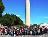 Alguazas comienza la celebración del 'Día de la Mujer' con un viaje femenino a Córdoba