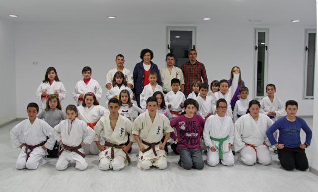 Puerto Lumbreras acoge el XXXV Campeonato de España de Kárate Shinkyokushinkai el próximo 7 de marzo - 1, Foto 1