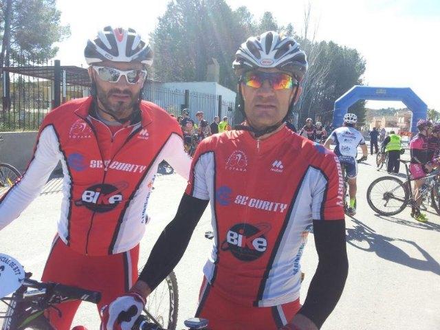 Los corredores del CC Santa Eulalia participaron en varias carreras este fin de semana