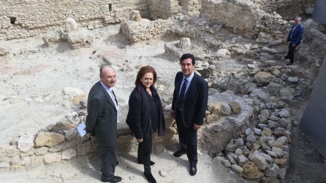 Cultura,  Ayuntamiento y Balneario de Archena estudian cómo poner en valor su origen romano - 1, Foto 1