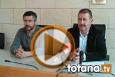 Rueda de prensa PSOE Totana. Valoraci�n Pleno febrero 2015