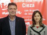 Marina Albiol: IU-Verdes representa la opción de cambio en Cieza