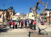 Los alguaceños se cuelgan dos medallas en la final de petanca del deporte escolar