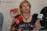 Declaraci�n de Principios de Izquierda Unida Totana en el D�a de la Mujer Trabajadora