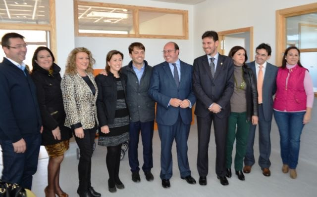 Alhama de Murcia amplía su oferta educativa con una escuela infantil con capacidad para 107 alumnos de uno a tres años, Foto 1
