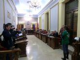 Para Illueca, 'la reivindicación pública de la PAH fue lo más importante que ocurrió en el Pleno de marzo'