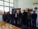 Los Jóvenes Empresarios del Guadalentín se reúnen en el Centro de Desarrollo Local para acordar nuevas medidas para el desarrollo empresarial