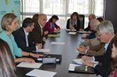 El director general de Planificación Educativa se reúne con los directores de colegios de San Javier